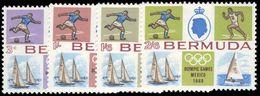 Bermuda 1968 Olympics Unmounted Mint. - Bermuda