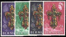Bermuda 1969 Underwater Treasures Unmounted Mint. - Bermuda