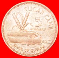 # GREAT BRITAIN (1996-2015): GUYANA ★ 5 DOLLARS 1996! LOW START ★ NO RESERVE! - Guyana
