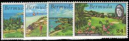 Bermuda 1971 Golfing In Bermuda Unmounted Mint. - Bermuda