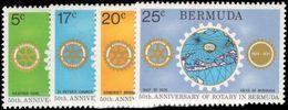Bermuda 1974 Rotary Unmounted Mint. - Bermuda