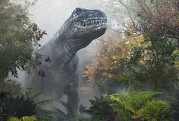 [T48-093]  Prehistorics Dinosaur , Pre-stamped Card Postal Stationery - Stamps