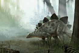 [T48-097]  Prehistorics Dinosaur , Pre-stamped Card Postal Stationery - Stamps