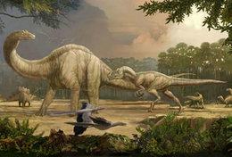 [T48-098]  Prehistorics Dinosaur , Pre-stamped Card Postal Stationery - Stamps
