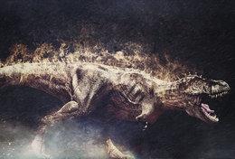 [T48-101]  Prehistorics Dinosaur , Pre-stamped Card Postal Stationery - Stamps