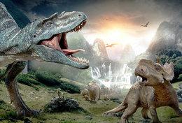 [T48-106]  Prehistorics Dinosaur , Pre-stamped Card Postal Stationery - Stamps