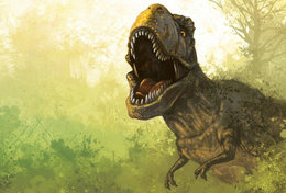 [T48-110]  Prehistorics Dinosaur , Pre-stamped Card Postal Stationery - Stamps