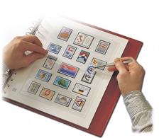 Safe Liechtenstein 2004-10 Vordrucke Neuwertig (S728 D - Albums & Binders