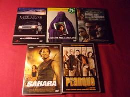 LOT DE 5 DVD   POUR 10 EUROS ( Lot  101 ) - Action, Aventure