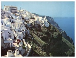 (101) Greece - Island Of Santorini - Greece