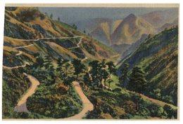 (101) Old Postcard - Philippines - Baguio - Philippines