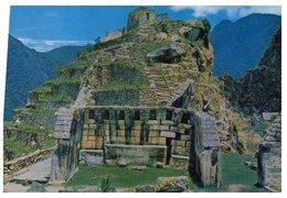 (101) Peru Machupichu - Peru