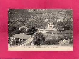 06 Alpes Maritimes, Saint-Martin-de-Vésubie, Le Vernet, 1913, (Cauvin) - Saint-Martin-Vésubie