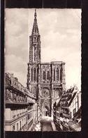 460j * STRASBOURG * LA CATHEDRALE * ET LE RUE MERCIERE **!! - Strasbourg