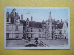 SAINT AIGNAN. Le Château. - Saint Aignan