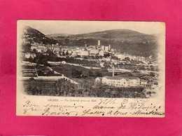 06 Alpes Maritimes, Grasse, Vue Générale Prise Au Midi, 1903 - Grasse