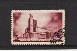 1937 - Grand Edifices En Construction Mi No 558A - 1923-1991 URSS