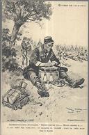 Guerre De 1914 - 1918   Correspondance Militaire. Nous Venons De ... - Personnages