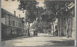 77-FONTAINEBLEAU-Avenue Du Chemin De Fer - Fontainebleau