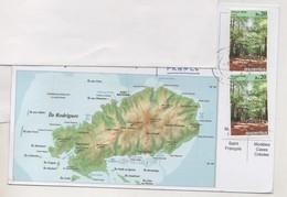 ILE MAURICE NATURE WALK SOPHIE ( 2 ) MULTIVUES AVEC CARTE AU VERSO , 2018 - VOIR LES SCANNERS - Mauritius (1968-...)