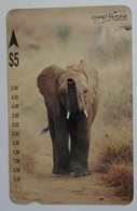 AUSTRALIA - Anritsu - Cardphone - $5 - Baby Elephant - 500ex - Australia