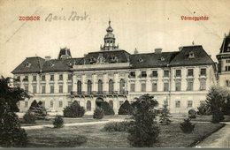 ZOMBOR VARMEGYEHAZ   Serbien Serbia Srbija - Hungría