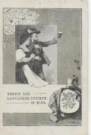 AK 0006  Verein Der Deutschen Steirer In Wien - K.k. Österreich Um 1911 - Trachten
