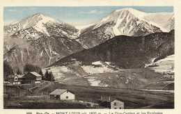Pyr Or MONT LOUIS (Alt 1600m) Le Clos Cerdan Et Les Pyrénées RV - France