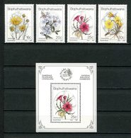 BOPHUTHATSWANA 1987 N° 186/189 Bloc 2 ** Neufs  MNH  Superbes C 7,50 € Flore Fleurs Flowers - Bophuthatswana