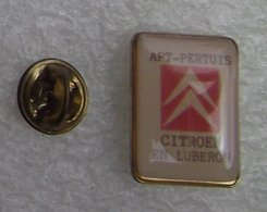 APT CITROEN  EN LUBERON       DDDD   033 - Citroën