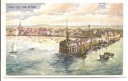 Peel City, Isle Of Man.- Boots Cash Chemists - Isle Of Man