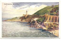 Port Skillion, Isle Of Man.- Boots Cash Chemists - Isle Of Man