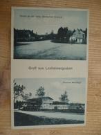 Losheimergraben Belgien Duitse Grenze Pension Waldidyll 1946 - Büllingen