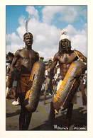 Afrique-CÔTE D'IVOIRE Joueurs De Koua Tambour De Bois Racleur (musique) ( -MAURICE ASCANI 91) *PRIX FIXE - Côte-d'Ivoire