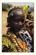 Afrique-CÔTE D'IVOIRE Jeune Femme Peul De BOUNDIALI (groupe Ethnique Ethnie)  ( -MAURICE ASCANI 69) *PRIX FIXE - Ivory Coast