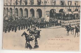 SAINT DIE         LA REVUE DU 14 JUILLET 1899              PRECURSEUR - Saint Die