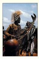 Afrique-CÔTE D'IVOIRE Griot Chasseur SAMOKA BAMBA Il Chante Les Louanges Des Chasseurs (-MAURICE ASCANI 46) *PRIX FIXE - Ivory Coast