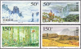 China 1998-13 Shennongjia Place Stamps - 1949 - ... People's Republic