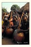 Afrique-CÔTE D'IVOIRE LE BOLOYE Instrument De Musique Sénoufo  Canebasse (-MAURICE ASCANI 49 *PRIX FIXE - Côte-d'Ivoire