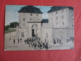Solvgades Kaserne Kobenhavn  Denmark- Has Stamp & Cancel  Ref 3035 - Denmark