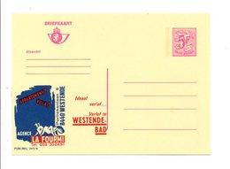 BELGIQUE PUBLIBEL NEUF 2672 N AGENCE LA FOURMI - Stamped Stationery