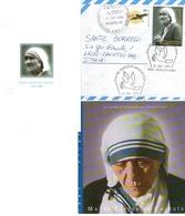 Argentina FDC Madre Teresa Di Calcutta - FDC