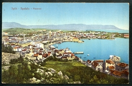 Split, Spalato, 1929, Totale, Cvitanic - Croatia