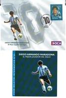Argentina FDC Calcio Futbol Diego Armando Maradona - FDC