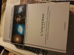 ENCICLOPEDIA SCIENZA VOLUME 1 - Books, Magazines, Comics