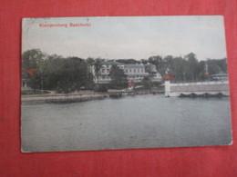 Klampenborg    Denmark- Has Stamp & Cancel  Ref 3036 - Danemark
