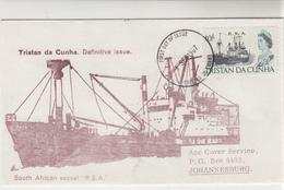 Tristan Da Cunha / Ships - Tristan Da Cunha