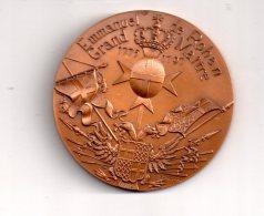 Médaille Ordre De Malte - Emmanuel De Rohan -Grand Maître- Voir état - Altri