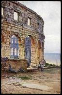 Pola, Römische Arena, 1913, österreichische ADRIA-Ausstellung, Kilophot - Croatia