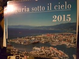 CALENDARIO SOTTO IL CIELO 2015 - Books, Magazines, Comics